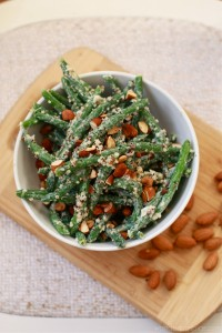 Green-bean-and-quinoa-salad