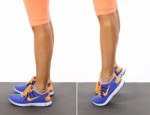 Shin-Splints-Calf-Raises-Basic