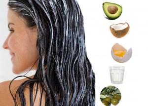 Natural-masks-for-dry-hair