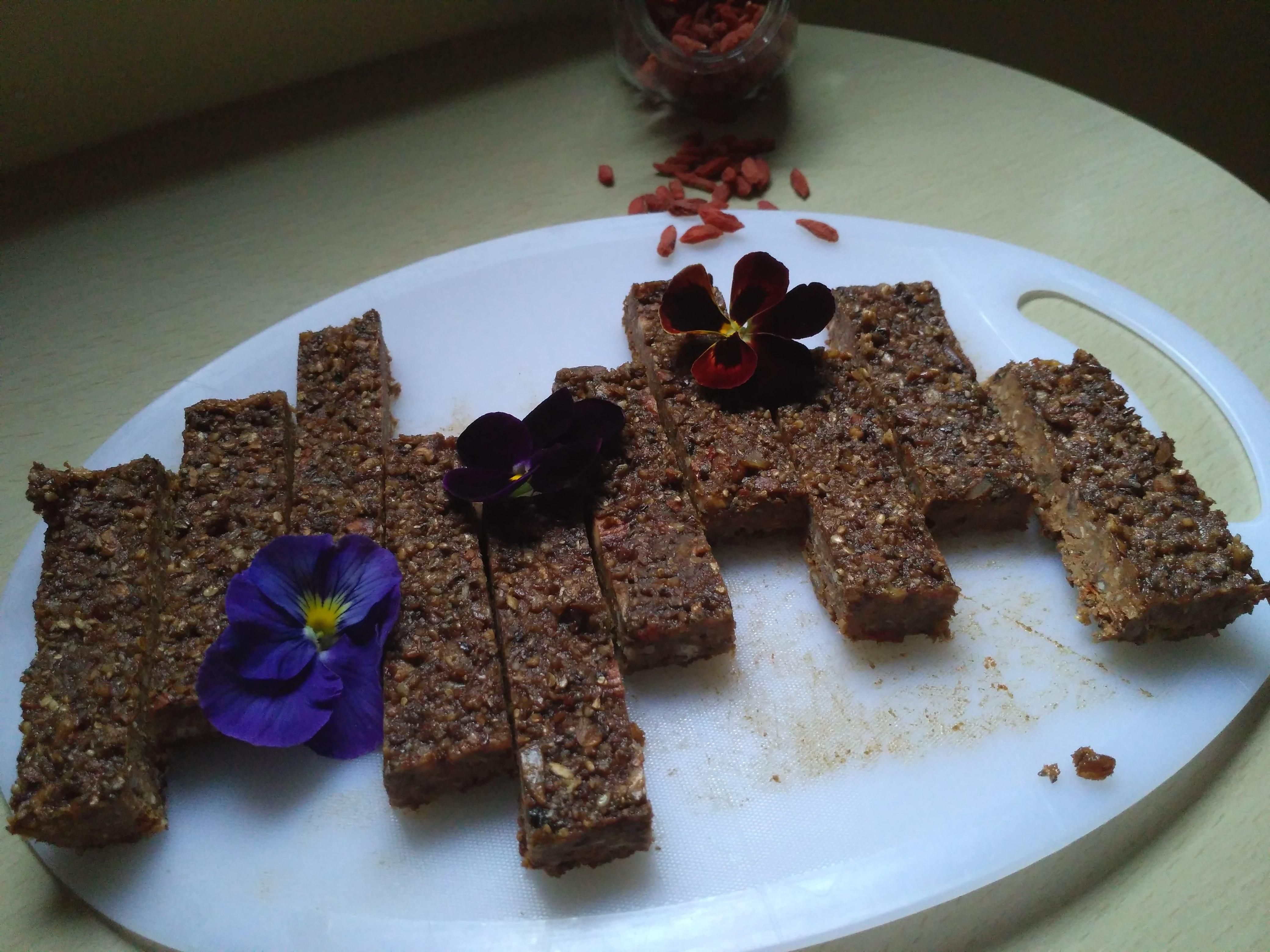 domace proteinske plocice bez glutena