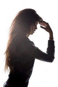 rast kose zena